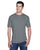 8420 UltraClub Men's Cool & Dry Sport Performance Interlock - CHARCOAL