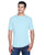 8420 UltraClub Men's Cool & Dry Sport Performance Interlock - ICE BLUE