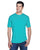 8420 UltraClub Men's Cool & Dry Sport Performance Interlock - JADE