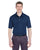 8445 UltraClub Men's Cool & Dry Stain-Release Performance Polo - NAVY