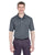 8445 UltraClub Men's Cool & Dry Stain-Release Performance Polo - CHARCOAL