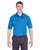 8445 UltraClub Men's Cool & Dry Stain-Release Performance Polo - PACIFIC BLUE