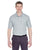 8445 UltraClub Men's Cool & Dry Stain-Release Performance Polo - SILVER