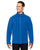 88172 Ash City - North End Men's Voyage Fleece Jacket - ROYAL