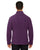 88172 Ash City - North End Men's Voyage Fleece Jacket -PURPLE