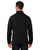 88172 Ash City - North End Men's Voyage Fleece Jacket -BLACK