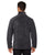 88172 Ash City - North End Men's Voyage Fleece Jacket -CHARCOAL