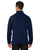 88172 Ash City - North End Men's Voyage Fleece Jacket - NAVY