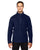 88172 Ash City - North End Men's Voyage Fleece Jacket -NAVY