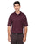 88181 Ash City - Core 365 Men's Origin Performance Piqué - BURGUNDY