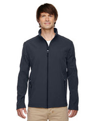 88184 Core 365 Cruise Men's 2-Layer Fleece Bonded Soft Shell Jacket - LogoShirtsWholesale                                                                                                       - 1