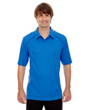 88632 Ash City - North End Men's Recycled Polyester Performance Piqué Polo - NAUT BLUE