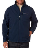 C6044 Columbia Men's Ascender™ Soft Shell - NAVY