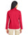 CE708W Ash City - Core 365 Ladies' Techno Lite Three-Layer Knit Tech-Shell - RED