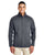 CE708 Ash City - Core 365 Men's Techno Lite Three-Layer Knit Tech-Shell - CARBON