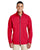 CE708 Ash City - Core 365 Men's Techno Lite Three-Layer Knit Tech-Shell - RED