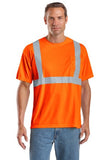 CornerStone® - ANSI 107 Class 2 Safety T-Shirt. CS401 - LogoShirtsWholesale                                                                                                       - 1