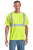 CornerStone® - ANSI 107 Class 2 Safety T-Shirt. CS401 - LogoShirtsWholesale                                                                                                       - 2