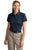 CornerStone® - Ladies Select Snag-Proof Polo. CS413. - LogoShirtsWholesale                                                                                                       - 4