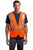 CornerStone® - ANSI 107 Class 2 Mesh Back Safety Vest. CSV405 - LogoShirtsWholesale                                                                                                       - 1