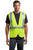 CornerStone® - ANSI 107 Class 2 Mesh Back Safety Vest. CSV405 - LogoShirtsWholesale                                                                                                       - 2