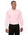D620 Devon & Jones Men's Crown Woven Collection - PINK