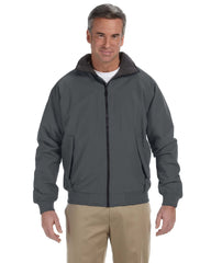 D700 Devon & Jones Men's Three-Season Classic Jacket - GRAPHITE