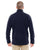 DG792 Devon & Jones Adult Bristol Sweater Fleece - NAVY