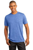District Made™ - Mens Microburn™ Crew Tee. DM362 - LogoShirtsWholesale                                                                                                       - 1