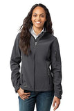 Eddie Bauer® - Ladies Soft Shell Jacket. EB531 - LogoShirtsWholesale                                                                                                       - 1