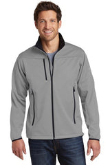 Eddie Bauer Weather-Resist Soft Shell Jacket. EB538 - CHROME