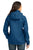 Eddie Bauer® - Ladies Rain Jacket. EB551 - Deep Blue Sea