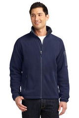 Port Authority® Enhanced Value Fleece Full-Zip Jacket. F229 - LogoShirtsWholesale                                                                                                       - 1