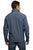 J790 Port Authority Signature Glacier Soft Shell Jacket - Atlantic Blue