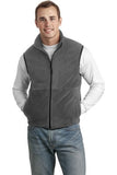 JP10 Port & Company Value Fleece Vest - LogoShirtsWholesale                                                                                                       - 1