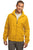 Sport-Tek® Full-Zip Wind Jacket. JST70 - Gold