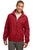 Sport-Tek® Full-Zip Wind Jacket. JST70 - True Red
