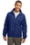 Sport-Tek® Full-Zip Wind Jacket. JST70 - Royal