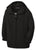 Sport-Tek® Hooded Raglan Jacket. JST73 - Black