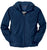 Sport-Tek® Hooded Raglan Jacket. JST73 - Navy