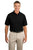 K500P Port Authority Silk Touch Pocket Pique - LogoShirtsWholesale                                                                                                       - 3