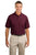 K500P Port Authority Silk Touch Pocket Pique - LogoShirtsWholesale                                                                                                       - 4