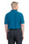 Port Authority® Horizontal Texture Polo. K514 - PEACOCK BLUE