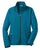 Port Authority® Ladies Pique Fleece Jacket. L222 - BLUE GLACIER