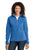 Port Authority® Ladies Microfleece 1/2-Zip Pullover. L224 - LogoShirtsWholesale                                                                                                       - 3