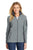 Port Authority® Ladies Summit Fleece Full-Zip Jacket. L233 - Frost Grey