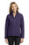 Port Authority® Ladies Welded Soft Shell Jacket. L324 - PURPLE