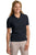 L455 Port Authority Ladies' Rapid Dry Pique Polo - LogoShirtsWholesale                                                                                                       - 3