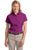 L508 Port Authority Ladies Short Sleeve Easy Care Shirt - LogoShirtsWholesale                                                                                                       - 12
