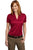 Port Authority® Ladies Performance Fine Jacquard Polo. L528 - LogoShirtsWholesale                                                                                                       - 6